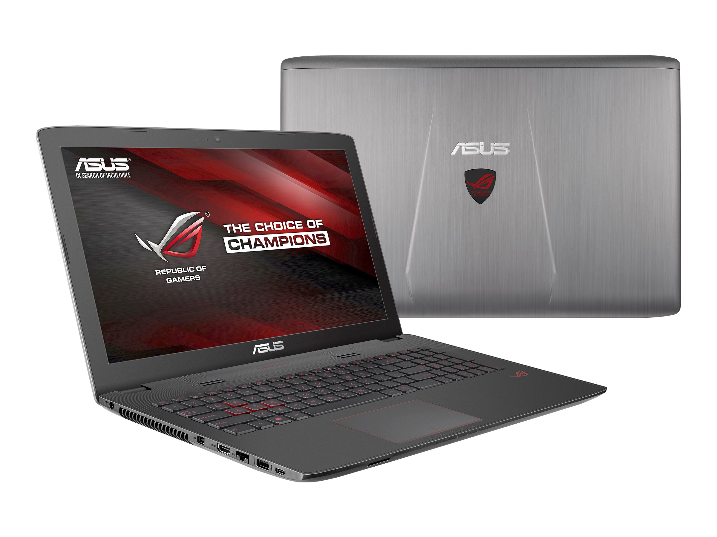 Asus GL752VW-DH74 Image 4