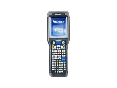 Intermec CK71A EX25 Near Far 2D Imager, SS ICP, 1GHz, 512MB 1GB, 3.5 LCD, Num Fcn Keypad, WLAN, WEH 6.5