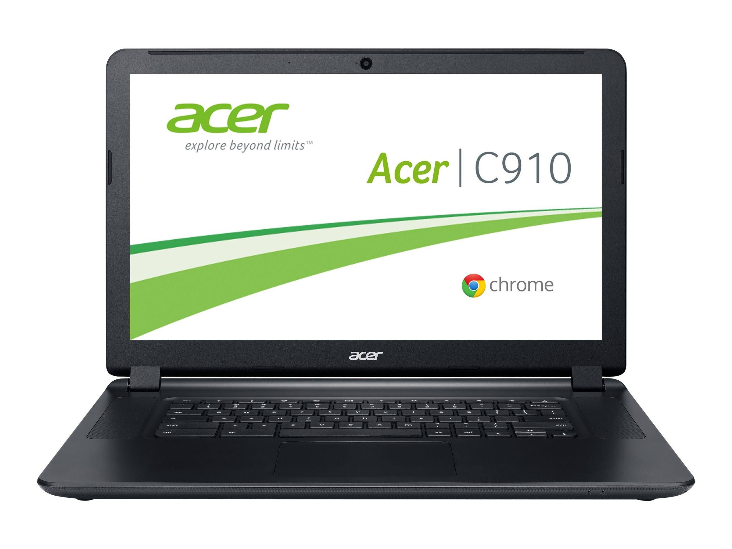 Acer Chromebook C910-C37P 1.5GHz Celeron 15.6in display, NX.EF3AA.004