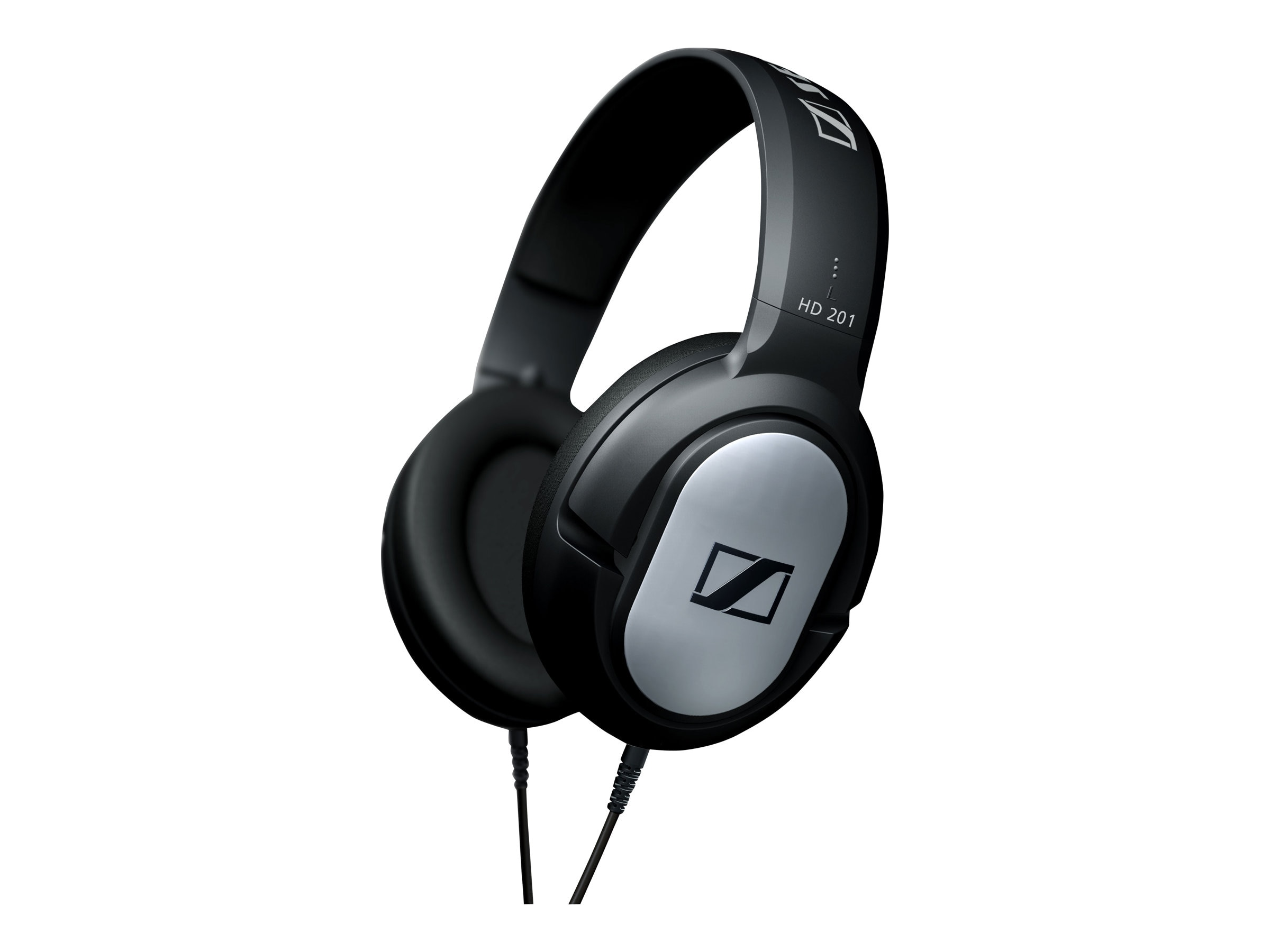 Sennheiser HD 201 Over Ear Headphones, 500155