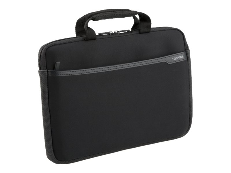 Toshiba 13 Neoprene Case, Black