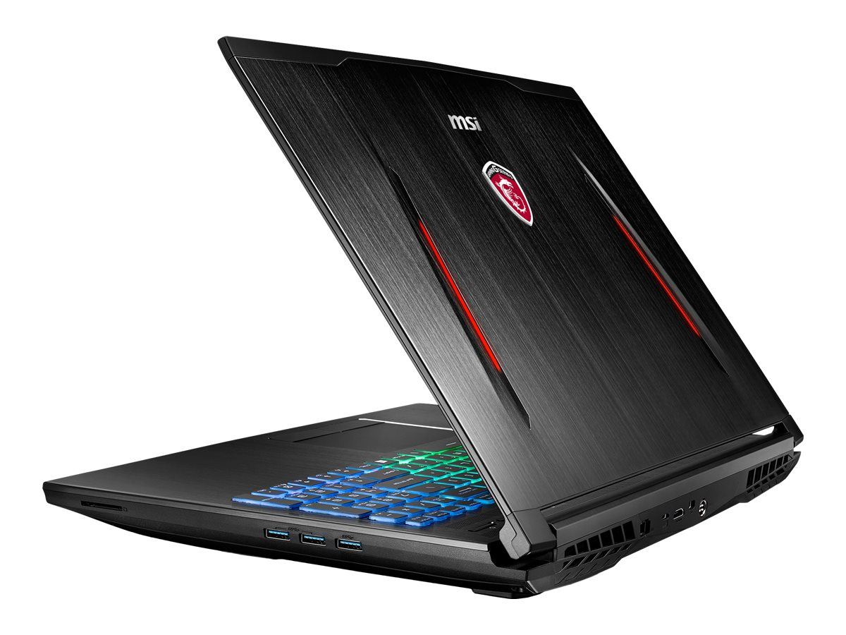 MSI GT62VR Dominator-027 Notebook PC, GT62VR DOMINATOR-027