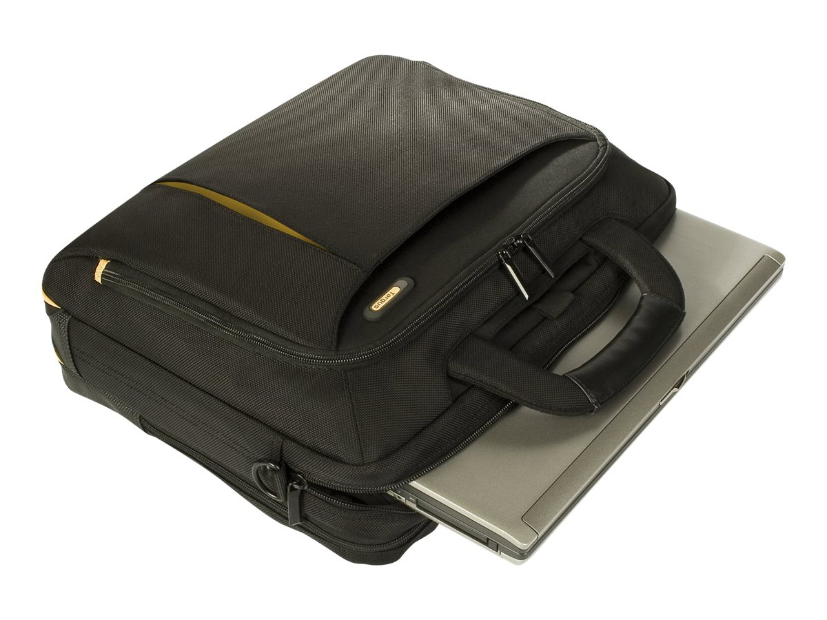 Targus Meridian Topload NB Case Poly for 15.6, Black