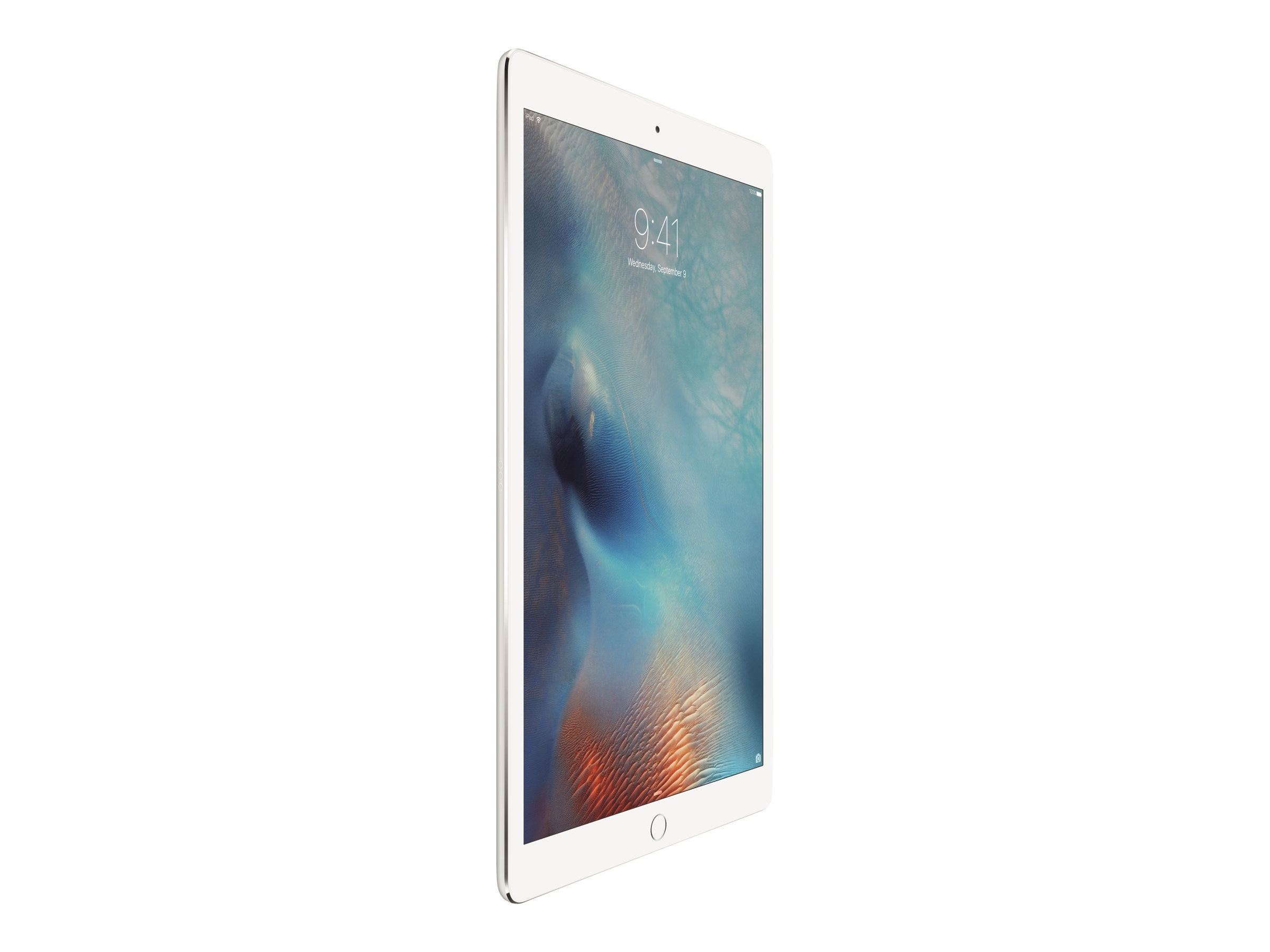 Apple iPad Pro, 128GB, Wi-Fi+Cellular, Silver (Apple SIM), ML3N2LL/A, 30768854, Tablets - iPad Pro