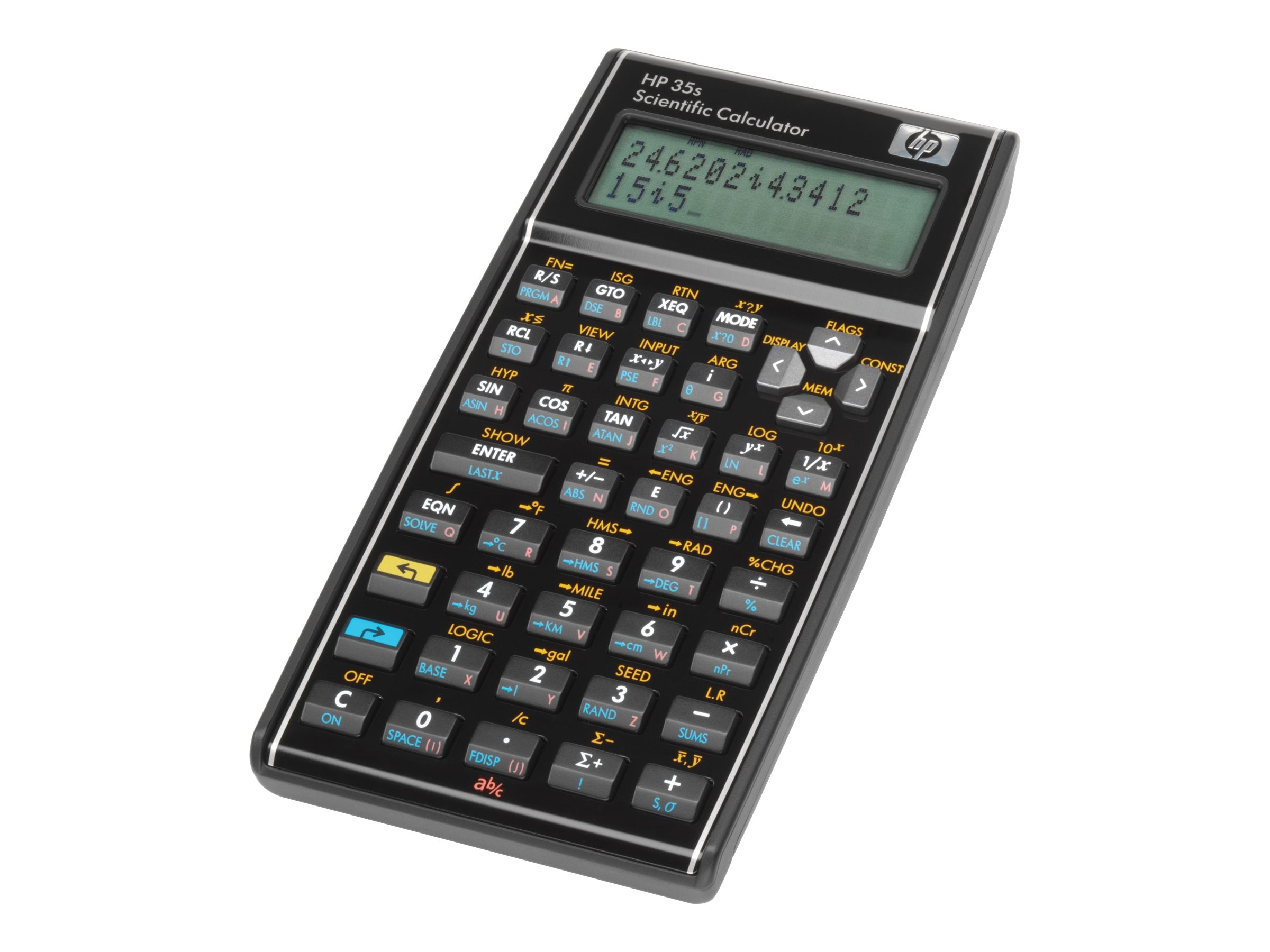 HP 35s Scientific Calulator, F2215AA#ABA, 7960039, Calculators