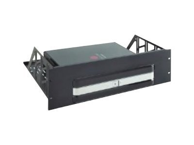 Avteq Custom rack shelf for Polycom HDX