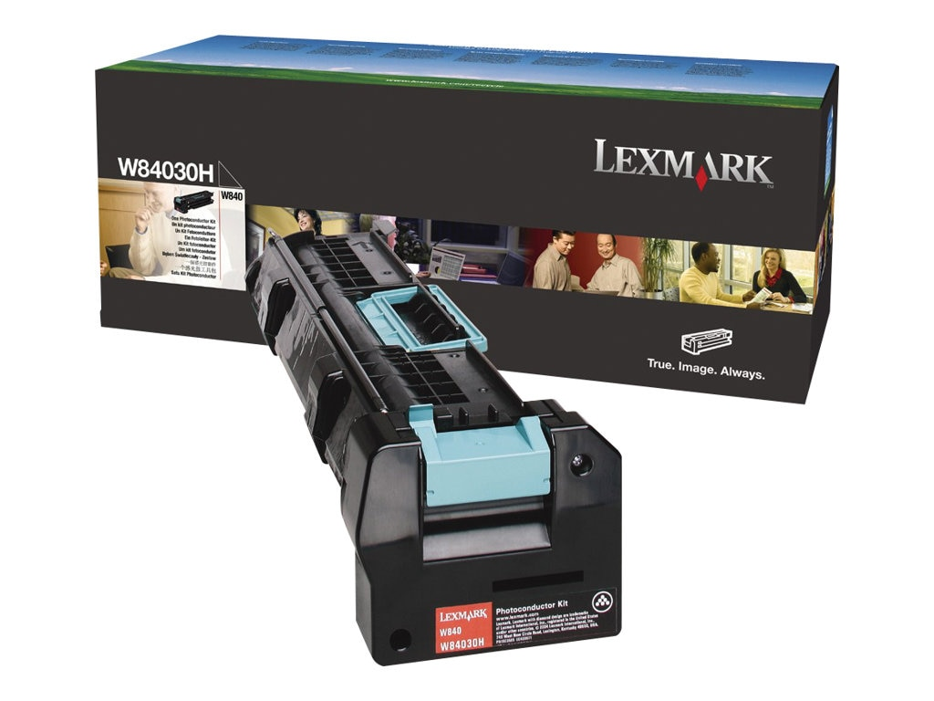 Lexmark Photoconductor Kit for W840 Series Laser Printers, W84030H, 5939682, Toner and Imaging Components
