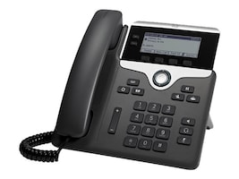 Cisco IP PHONE 7821, CP-7821-K9=, 16389479, Telephones - Business Class