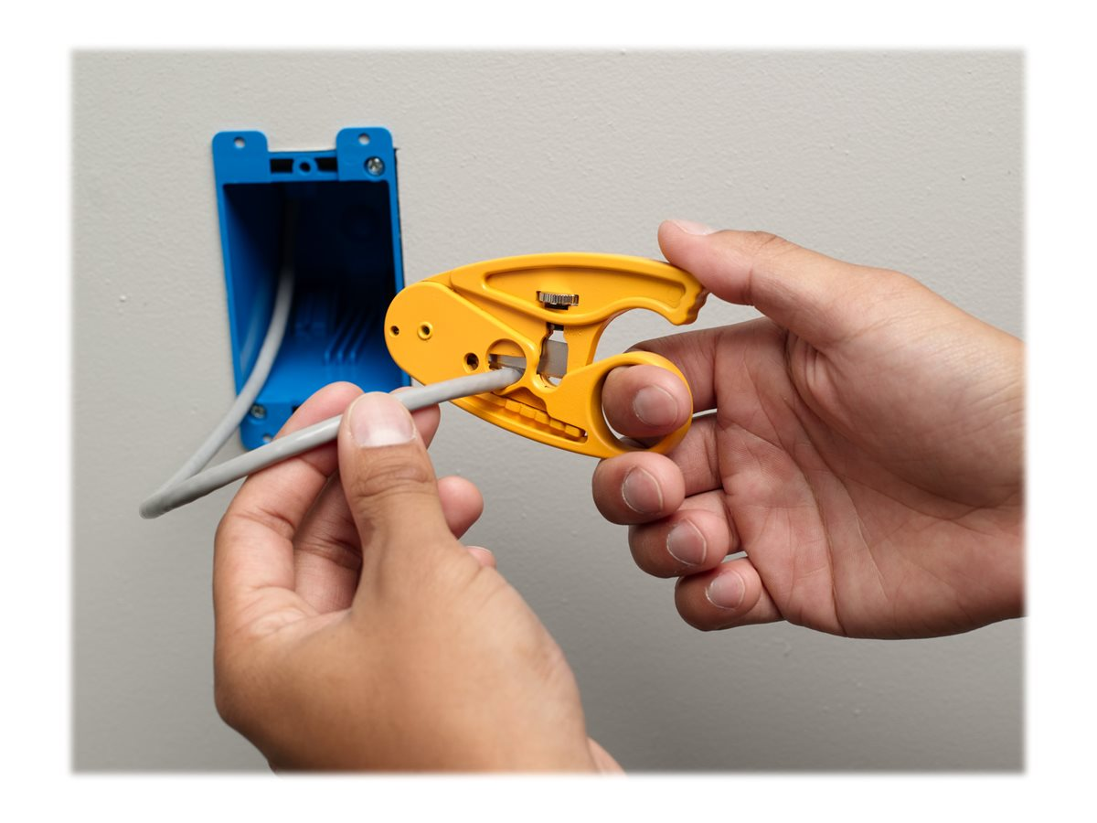 Fluke Cable Stripper for Round Network Cables