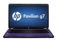 HP Pavilion G7-2314nr : 2.7GHz A6 Series 17.3in display