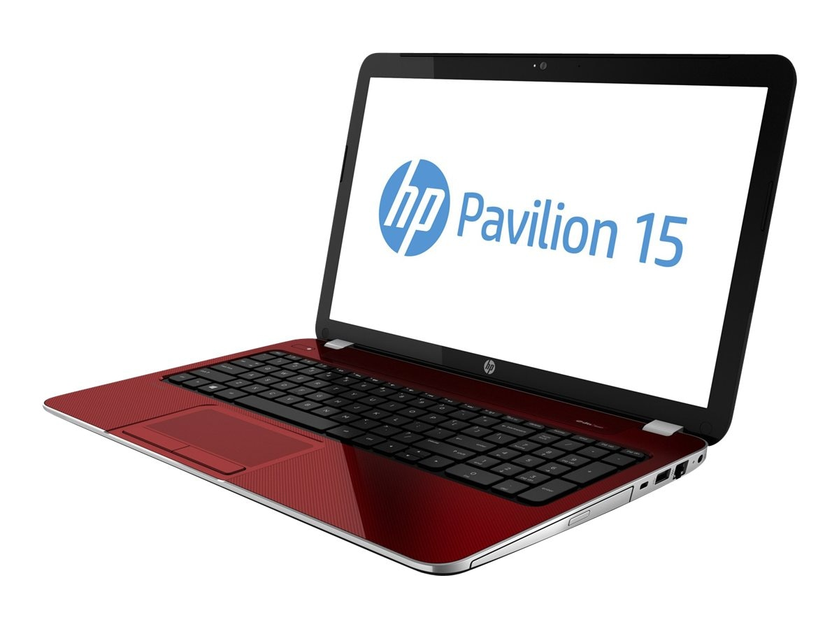 HP Pavilion 15-e088nr : 1.5GHz A4-Series 15.6in display