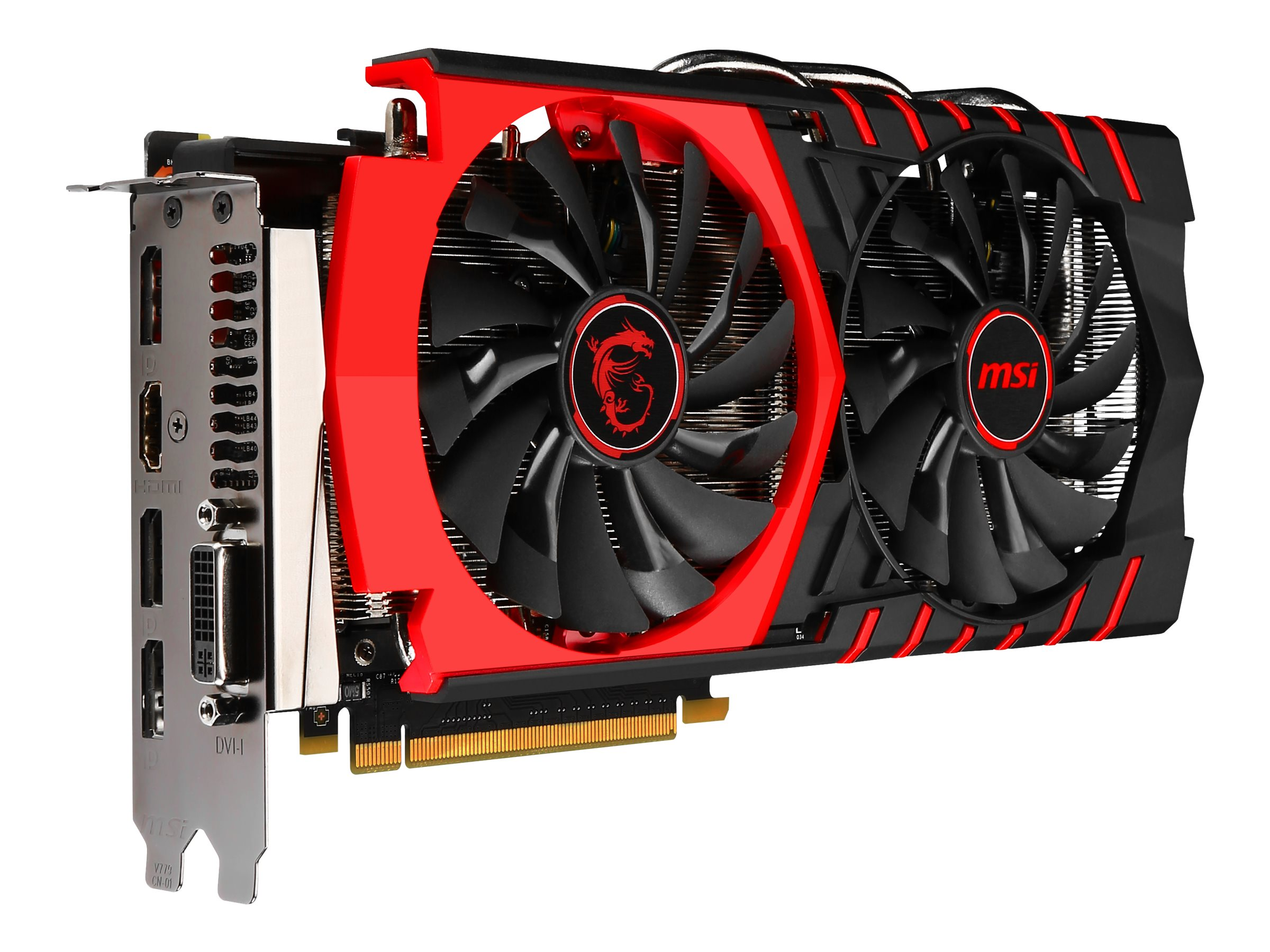 Microstar GeForce GTX 960 PCIe 3.0 Graphics Card, 2GB GDDR5, GTX 960 GAMING 2G, 18363803, Graphics/Video Accelerators