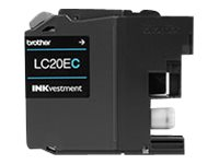 Brother Cyan LC20EC Super High Yield Ink Cartridge for MFC-J5920DW