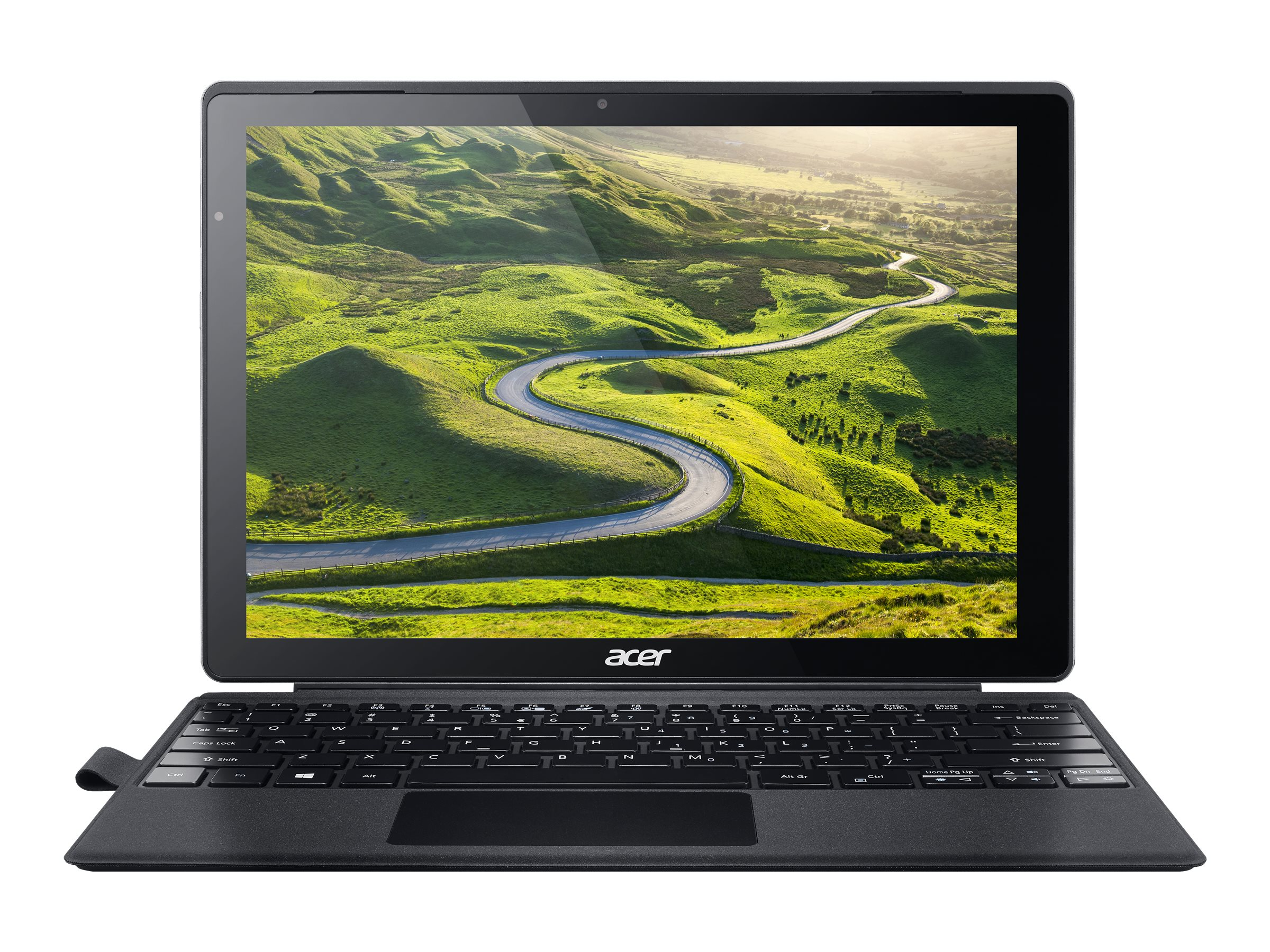 Acer Aspire Switch Alpha 12 SA5-271-56FD 2.3GHz processor Windows 10 Home Edition 64-bit, NT.GDQAA.003
