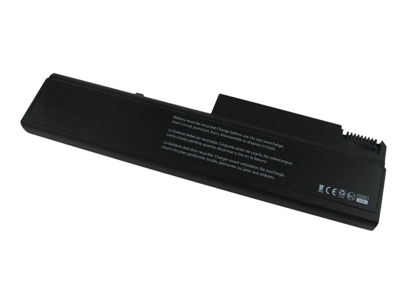V7 Battery, 6-Cell for HP Compaq 6530B 6535B 6730B 6735B 6930P KU531AA, HPK-6730BV7, 12901121, Batteries - Notebook