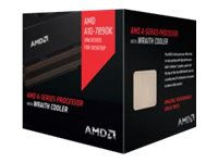AMD Processor, AMD A10-7890K 4.1GHz 4MB 95W, Black Edition