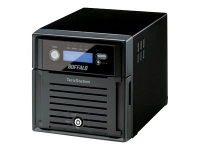 BUFFALO 6TB TeraStation Pro Duo Network Attached Storage, TS-WVH6.0TL/R1, 13070374, Network Attached Storage