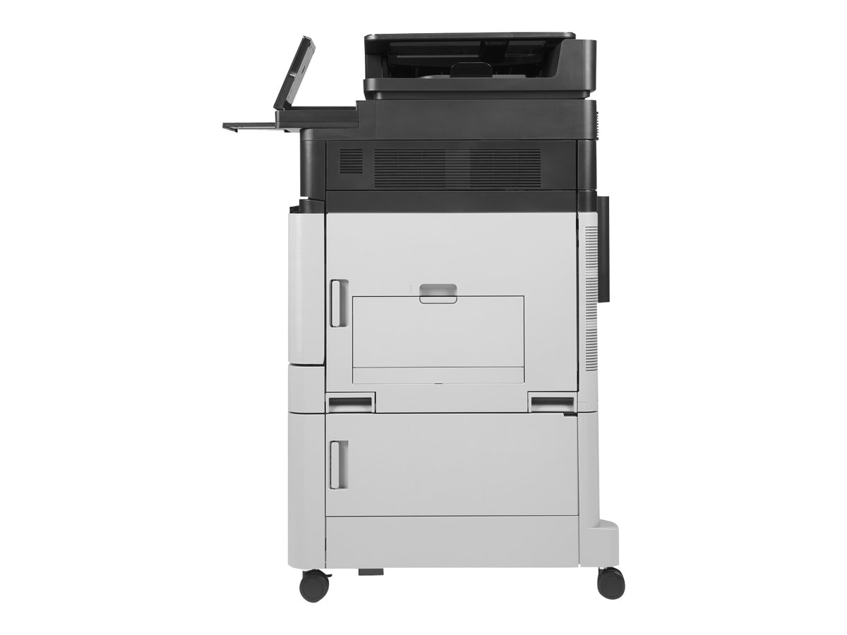 HP Color LaserJet Enterprise flow M880z+ NFC Wireless Direct MFP Printer, D7P71A#BGJ