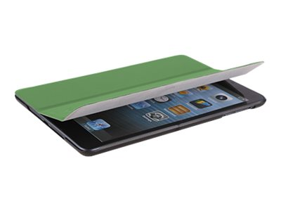 V7 Slim Folio Case for iPad mini mini with Retina, Green, TA55-8-GRN-14N, 16888892, Carrying Cases - Tablets & eReaders