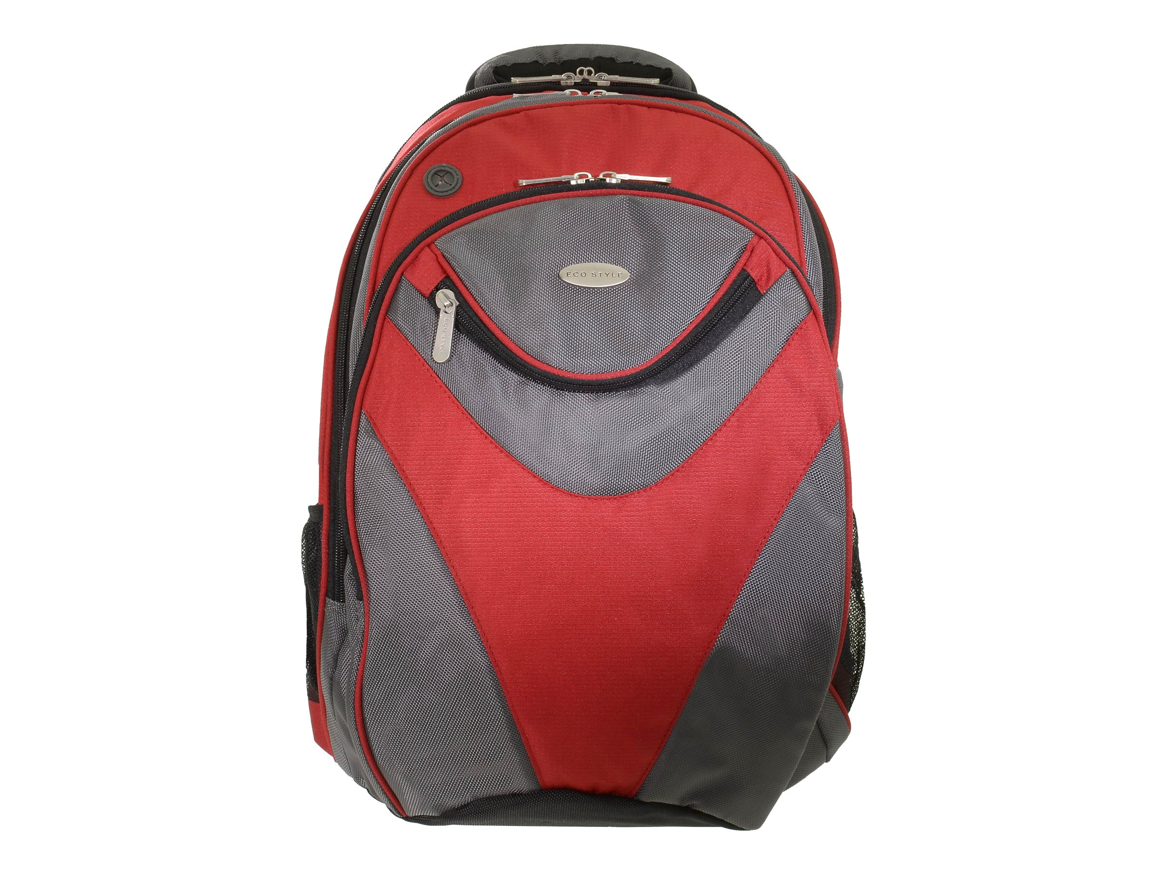 Eco Style Vortex Backpack Checkpoint Friendly, EVOR-BP16-CF, 17977133, Carrying Cases - Other