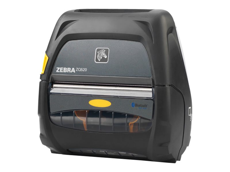 Zebra ZQ520 4 Dual Radio Active NFC Group 0 Printer, ZQ52-AUN0100-00, 19247855, Printers - POS Receipt