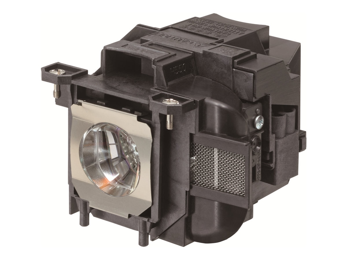 Epson Lamp Replacement for PowerLite 1222 and 1262W; EX3220, EX5220, EX6220, EX7220; VS230, VS330, VS335W, V13H010L78