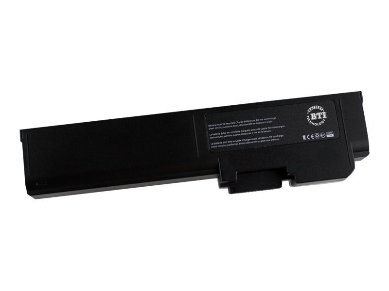 BTI Battery, Li-Ion 10.8V 7800mAh 9-cell for Toughbook CF-74 Series, CF-VZSU43AU-BTI