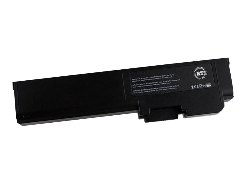 BTI Battery, Li-Ion 10.8V 7800mAh 9-cell for Toughbook CF-74 Series
