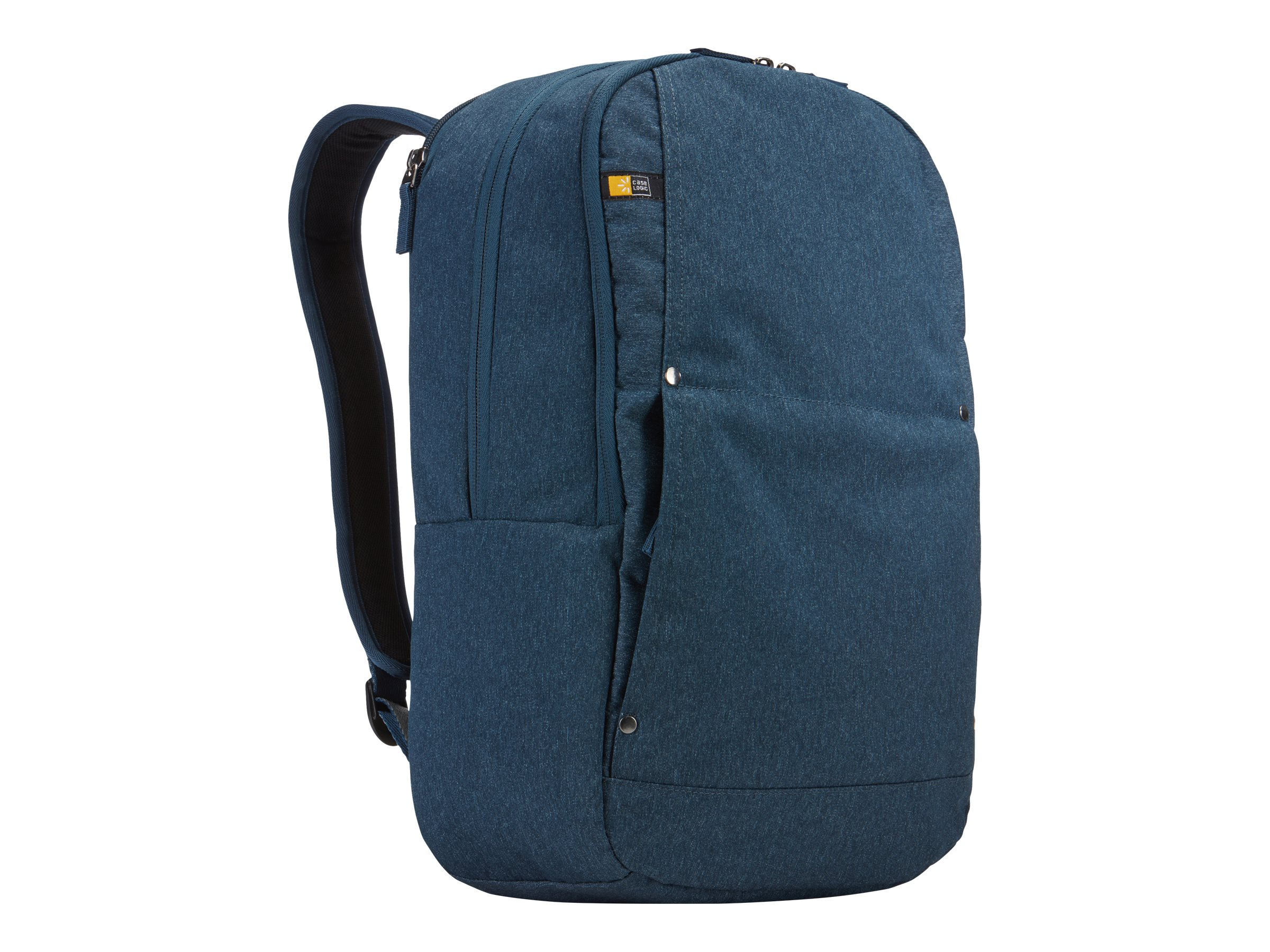 Case Logic Huxton Daypack for 15.6 Laptop, Midnight Navy, HUXDP115BLUE