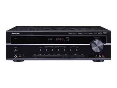 Sherwood Internet A V Streaming Receiver, RD-705i, 12379679, Stereo Components