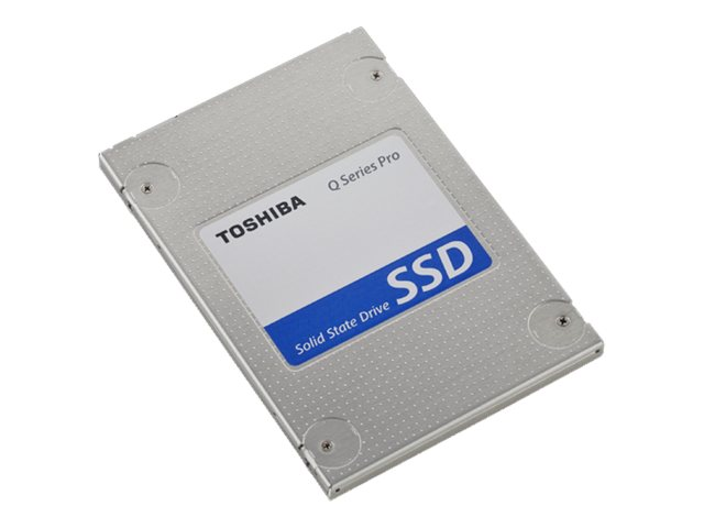 Toshiba 256GB QSeries Pro Internal Solid State Drive, HDTS325XZSTA, 16357477, Solid State Drives - Internal