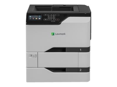 Lexmark CS725dte Color Laser Printer (TAA Compliant)
