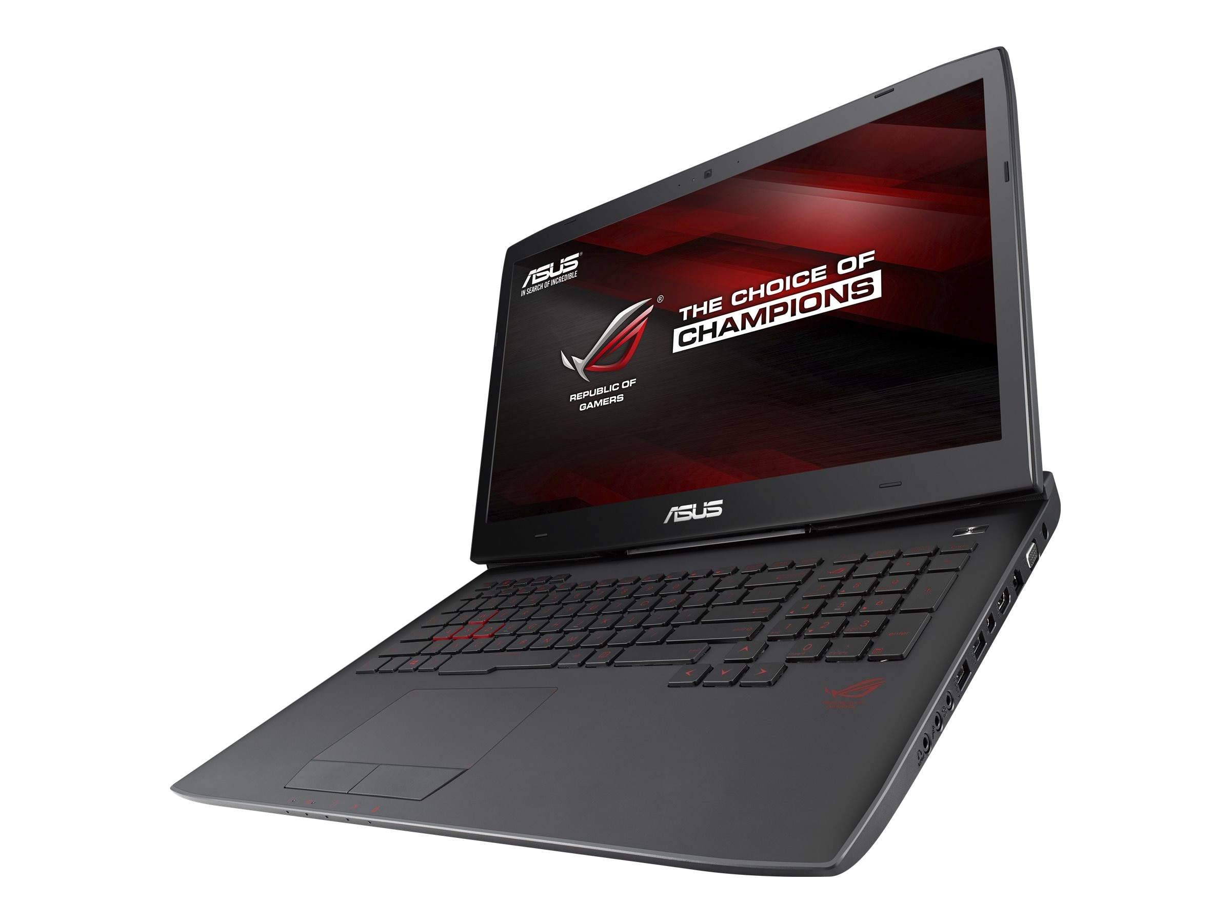 Asus G751JY-VS71(WX) Core i7-4710HQ 2.6GHz 16GB 1TB DVD-RW BT 17.3 W10, G751JY-VS71(WX)