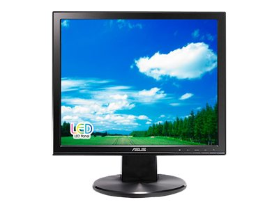 Asus 19 VB198T-P LED-LCD Monitor, Black, VB198T-P, 15144242, Monitors - LED-LCD