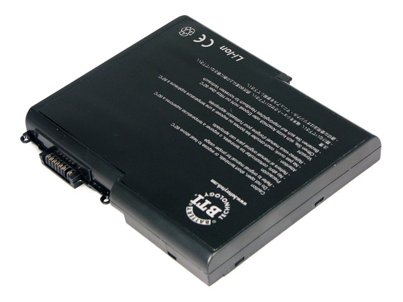 BTI Battery, Lithium-Ion, 14.8V, 6000mAh, for WISTRON MS2111, MS2113, MS2126 Series, WS-MS2111, 7928311, Batteries - Other