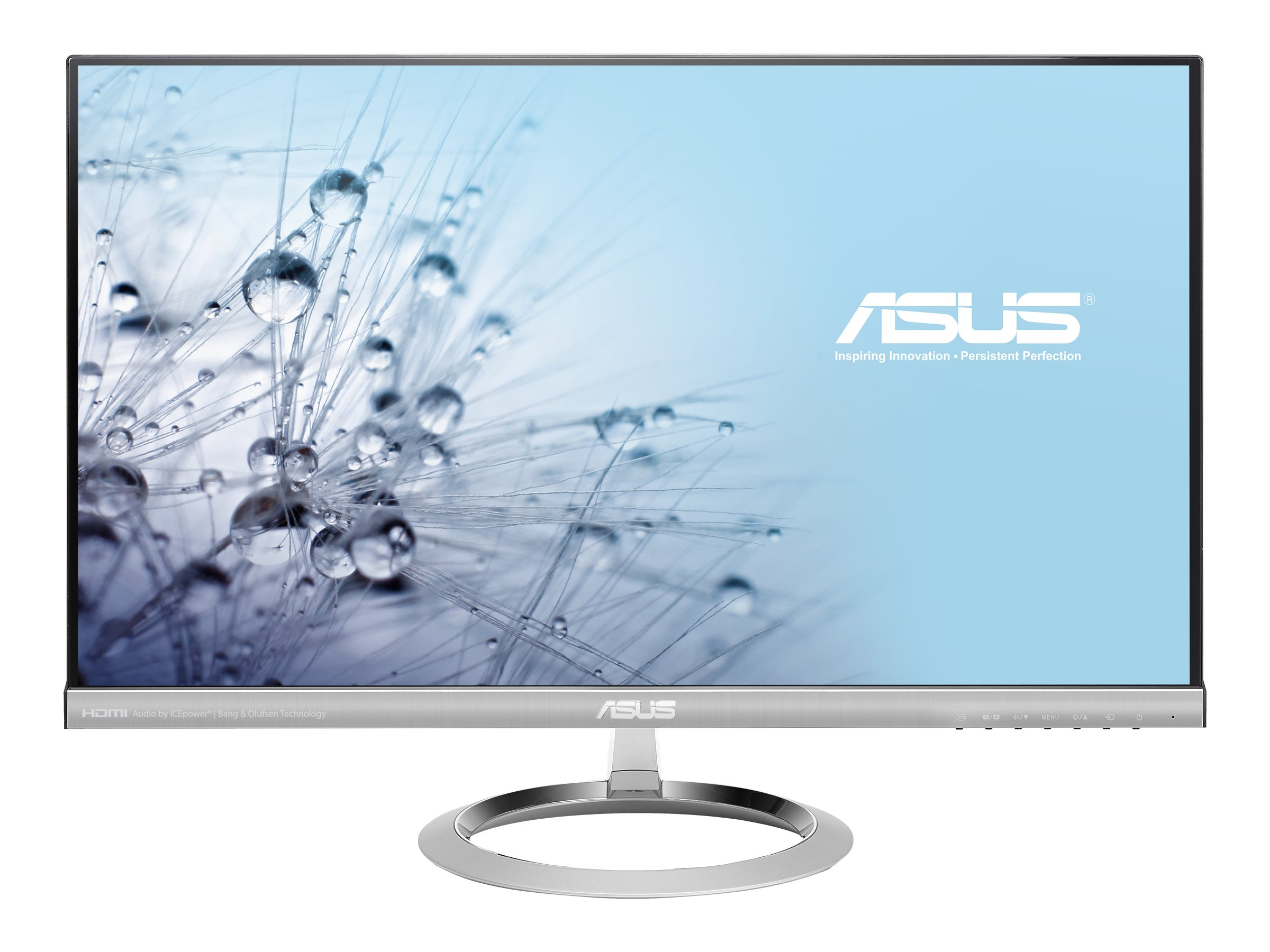 Asus 25 MX259H Full HD LED-LCD Monitor, Black, MX259H, 18767306, Monitors - LED-LCD