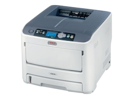 Oki C610n Digital Color Printer (Multilingual), 62446701, 25487265, Printers - Laser & LED (color)