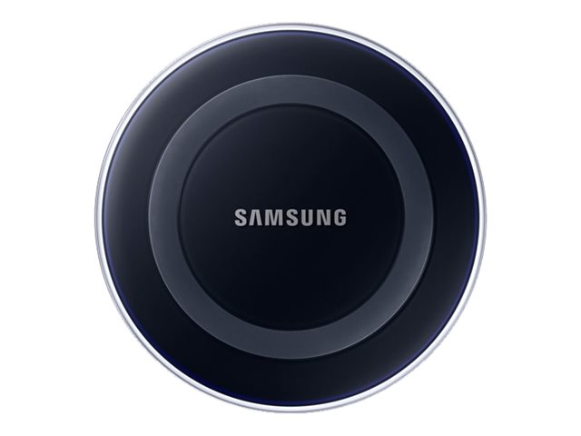 Samsung Wireless Charging Pad, Black Sapphire, EP-PG920IBUGUS, 30947262, Battery Chargers