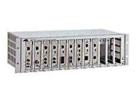 Allied Telesis Power Distribution Chassis 12-slot  Rackmount for Media Converters, AT-MCR12-10, 60077, Network Transceivers