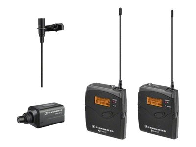 Sennheiser ew 100 ENG G3 Wireless Microphone System, 503110, 11811933, Microphones & Accessories