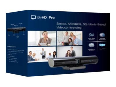 Tely Labs HD Pro Skype Video Camera, 02-THPRO-01-01, 16309213, WebCams & Accessories