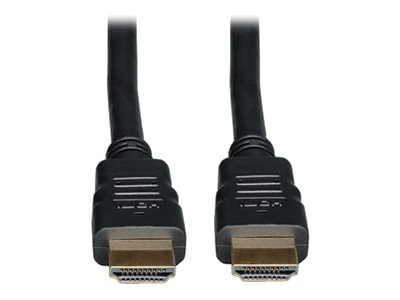Tripp Lite Ultra HD 4Kx2K Standard Speed HDMI M M Digital Audio Video Cable with Ethernet, Black, 50ft