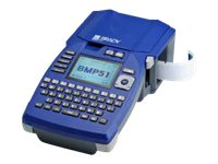 Brady Portable Label Printer Kit, BMP51-KIT-VD