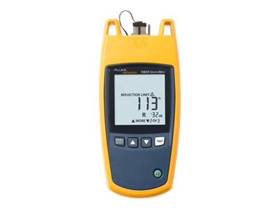 Fluke Fiber QuickMap w PowerMeter PERP Set MMF Fault Finder, FQM-SFP-M
