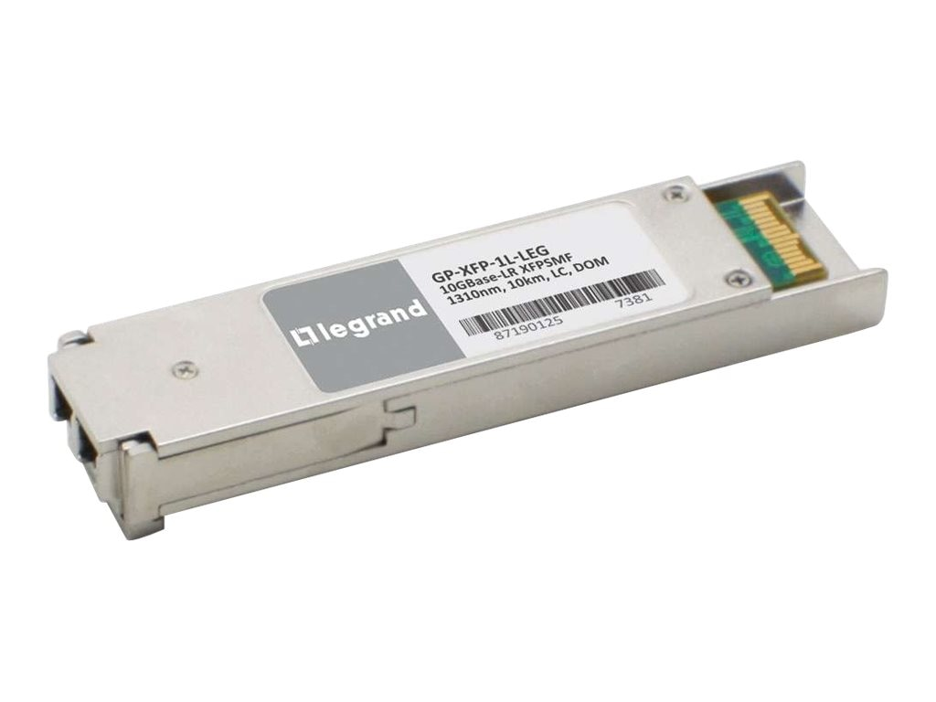 C2G Dell Force 10 GP-XFP-1L Compatible 10GBase Transceiver