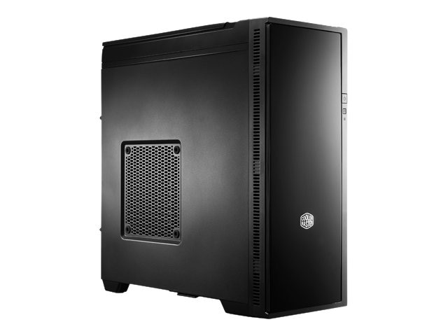 Cooler Master Chassis, Silencio 652S ATX 9x3.5 Bays 3x5.25 Bays 7+1 Slots (3x)Silencio Fans, Black, SIL-652-KKN2, 18134787, Cases - Systems/Servers