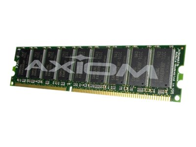 Axiom 1GB PC2100 DDR SDRAM UDIMM for Select Models, AXR266N25Q/1G, 14314342, Memory