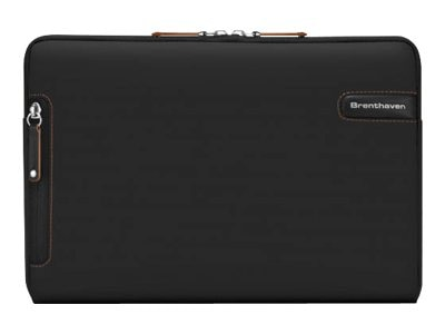Brenthaven Prostyle Sleeve 11 for MacBook Air, Black Copper, 2098101