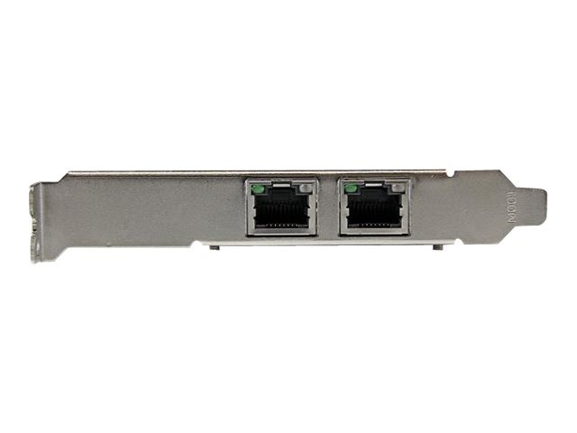 StarTech.com Dual Port PCI Express (PCIe x4) Gigabit Ethernet Server Adapter Network Card w  Intel i350, ST2000SPEXI