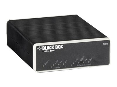 Black Box 10GBase-T 100Base TGSHDSL Two Wire Extender